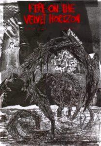 Fire on the Velvet Horizon (cover)