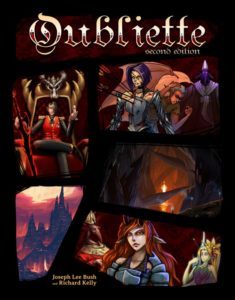 Oubliette (cover)