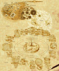 Planescape Map by zen79