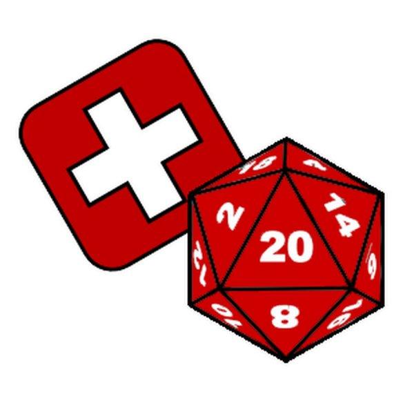 Red Dice Diaries (logo)