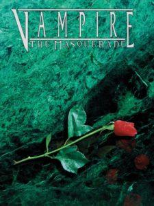Vampire The Masquerade (cover)