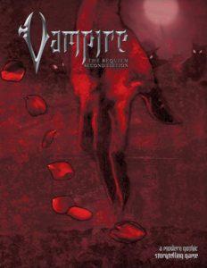 Vampire The Requiem (cover)