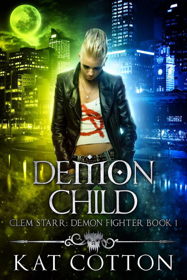 Demon Child (cover)