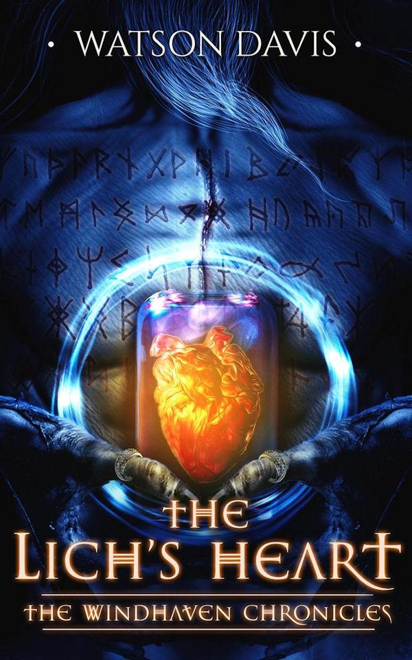 The Lich's Heart (cover)