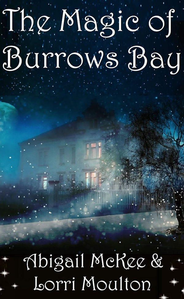 The Magic of Burrows Bay (cover)