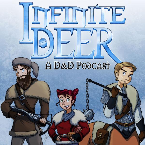 Infinite Deer (logo)