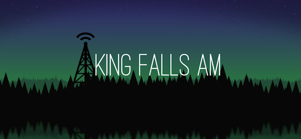 King Falls AM (logo)