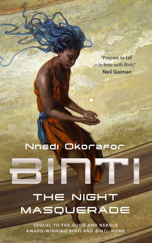 Binti - The Night Masquerade (cover)