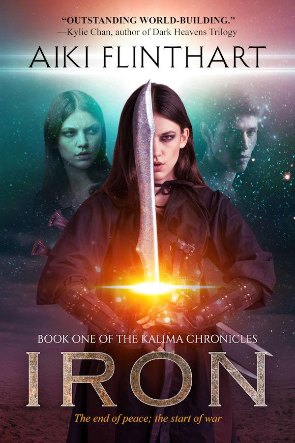 IRON (cover)
