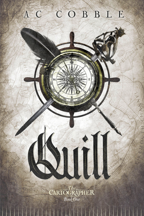 Quill (cover)