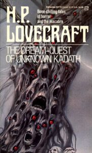 The Dream-Quest of Unknown Kadath (cover)