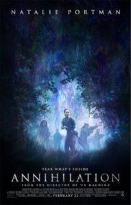 Annihilation (poster)