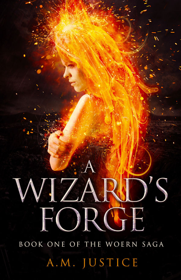 A Wizard's Forge (cover)