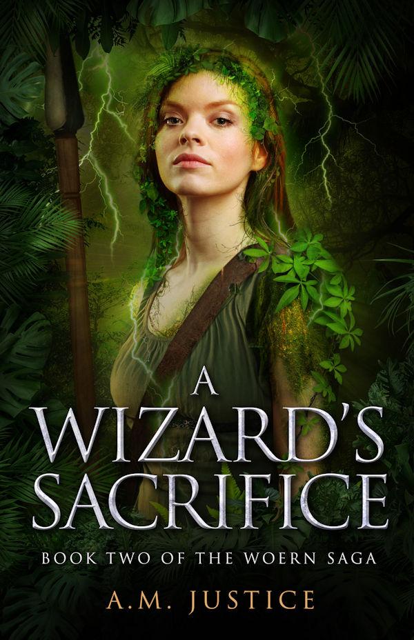 A Wizard's Sacrifice (cover)