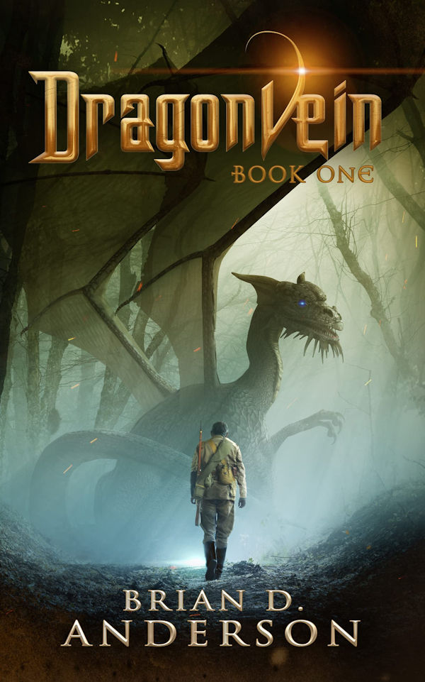 Dragonvein (cover)