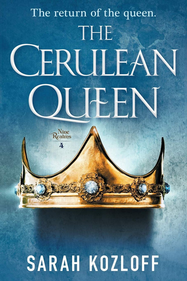 The Cerulean Queen (cover)
