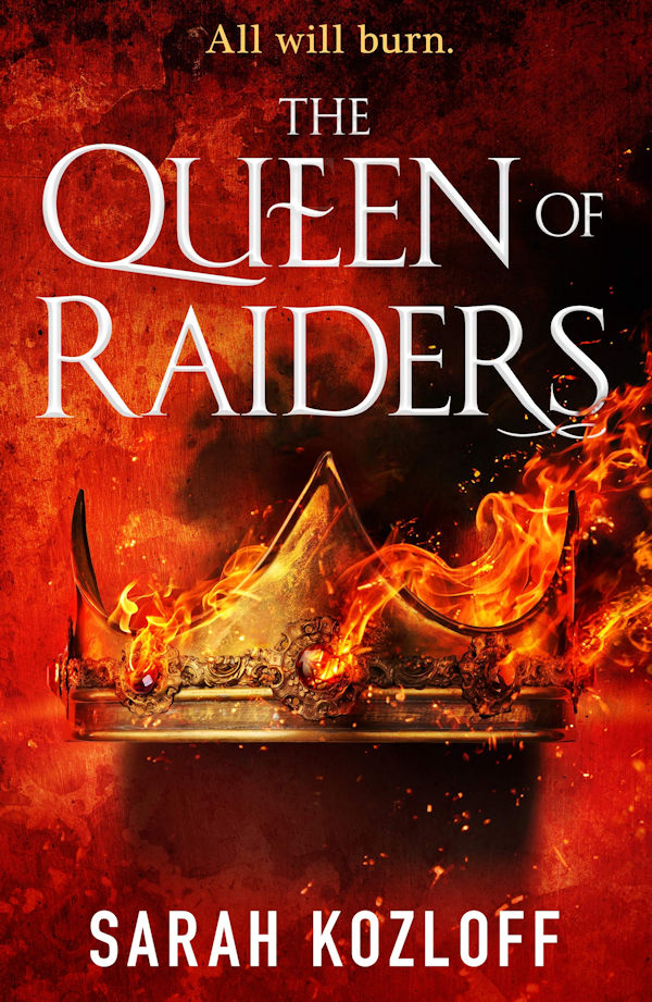 The Queen of Raiders (cover)