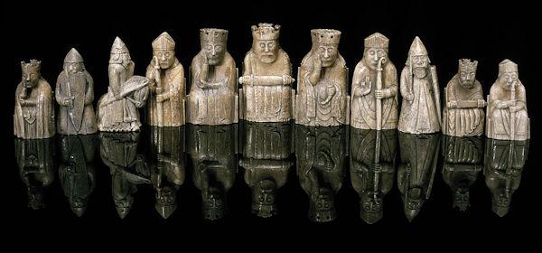 Lewis Chessmen (original)