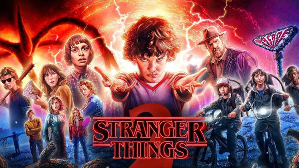 Stranger Things (season 2 poster)