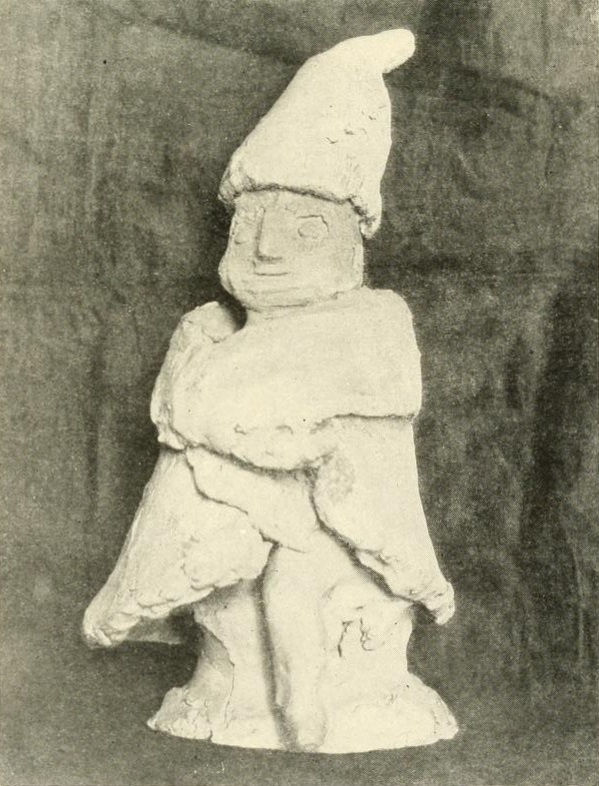 Silesian statuettes of Domovoy