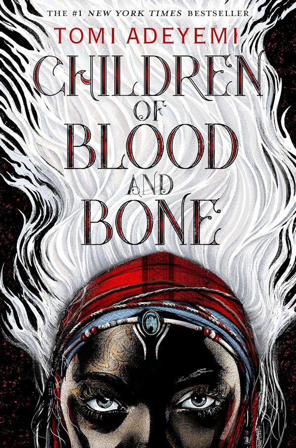 Children of Blood and Bone (cover)