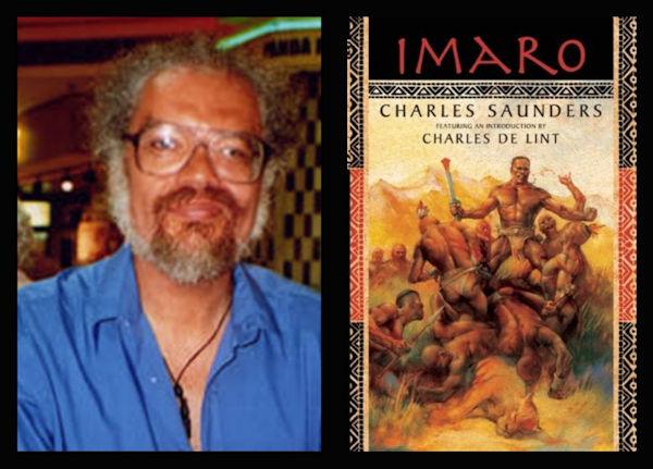Imaro by Charles R. Saunders