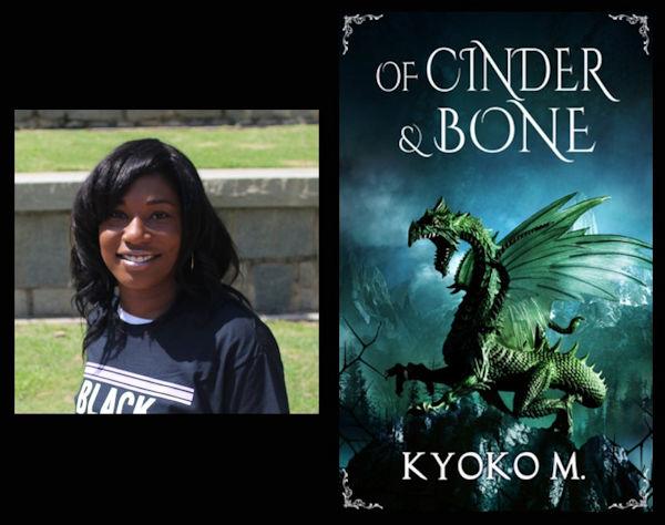 Of Cinder & Bone by Kyoko M.