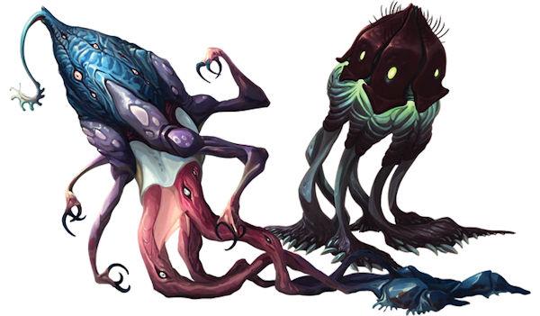Void Creatures