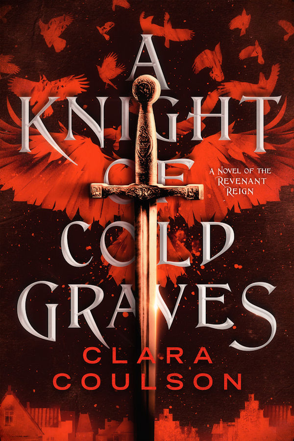A Knight of Cold Graves (cover)