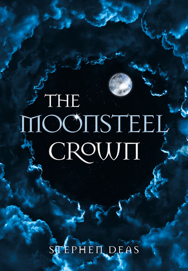 The Moonsteel Crown (cover)