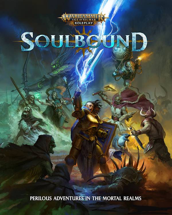Soulbound (cover)