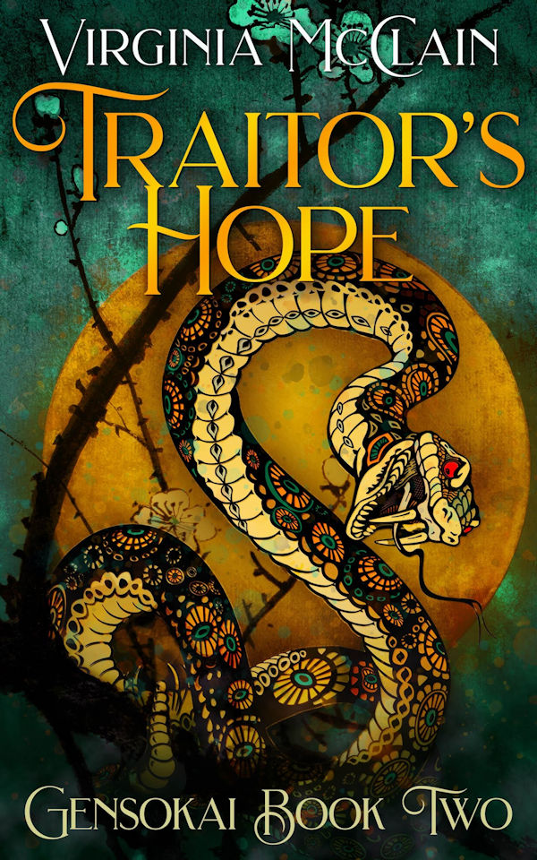 Traitor's Hope (cover 2)
