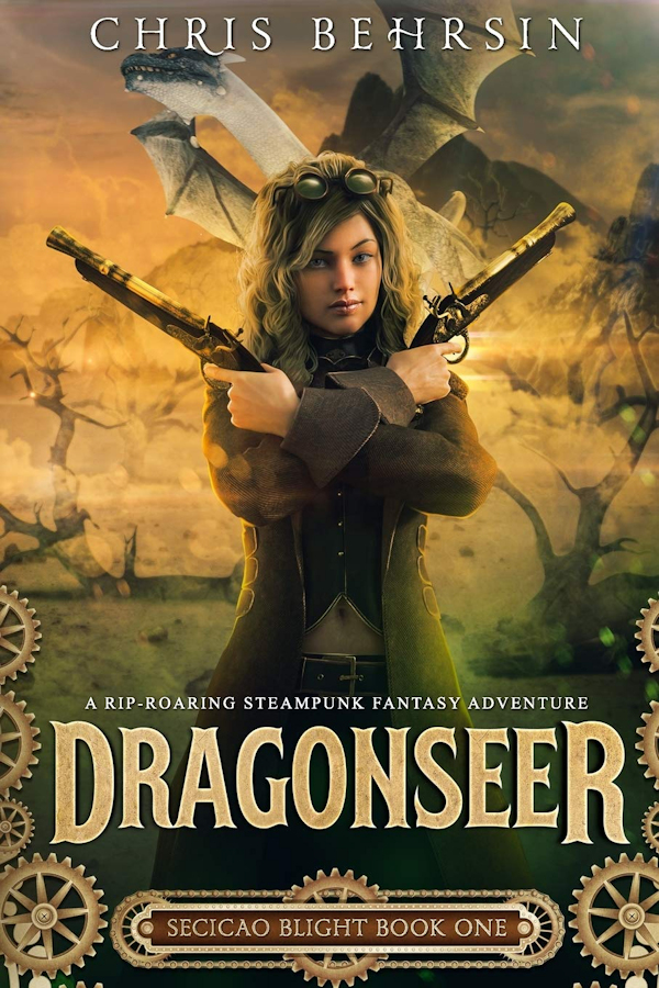 Dragonseer (Secicao Blight cover)