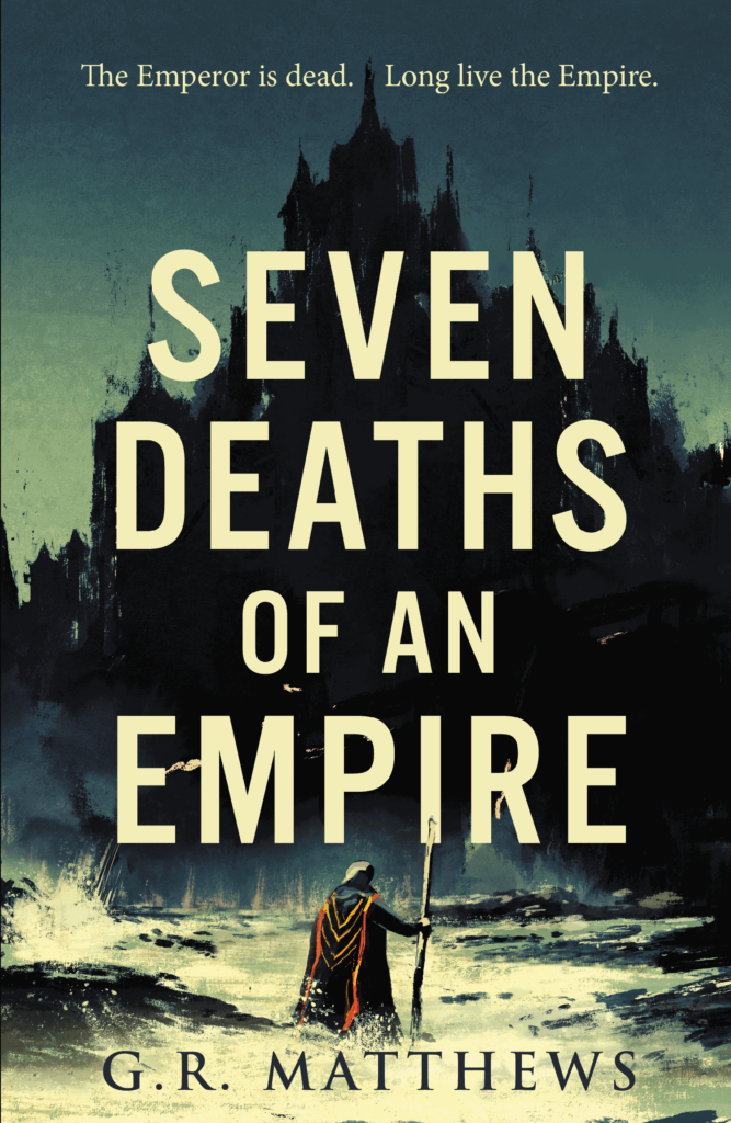 Seven Deaths of an Empire (cover)