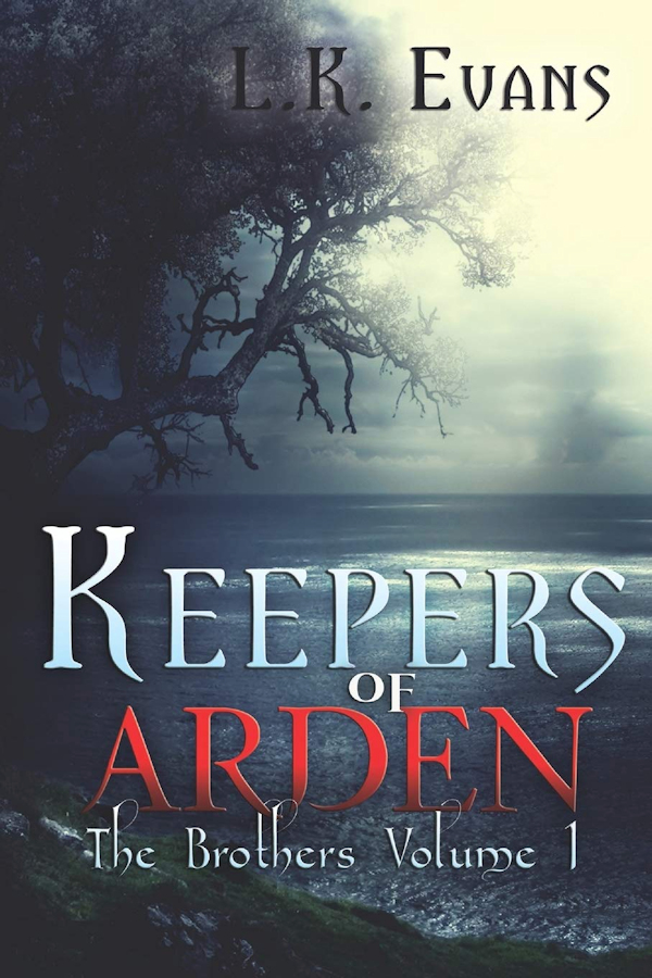 Keepers of Arden: The Brothers, Volume 1 (cover)