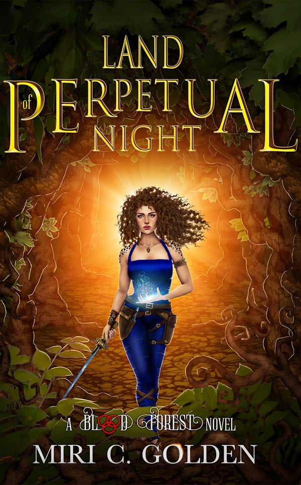 Land of Perpetual Night (cover)