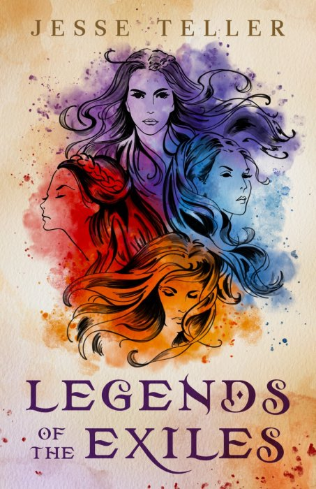 Legends of the Exiles (cover)