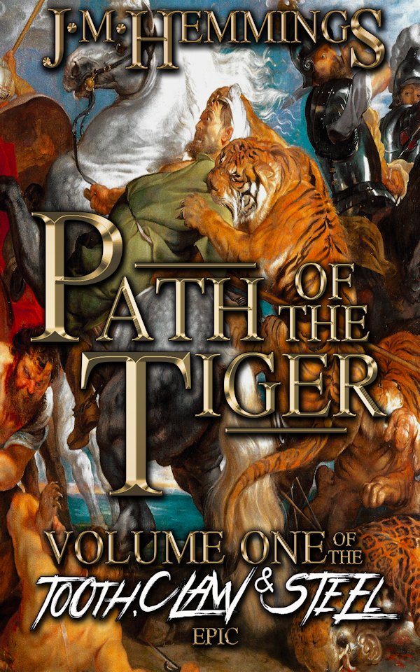 Path of the Tiger (cover)