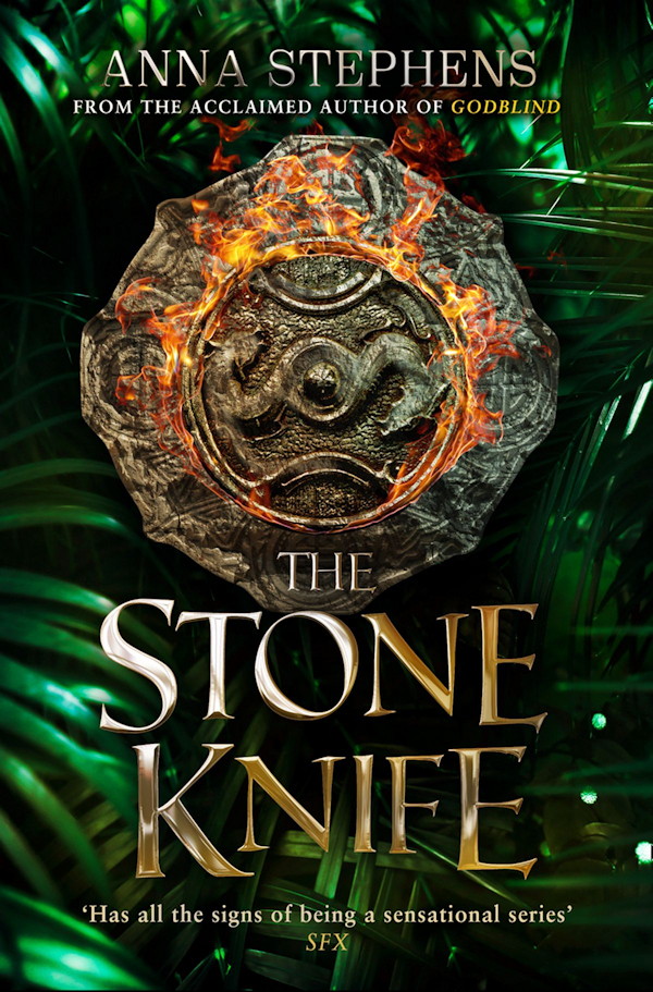 The Stone Knife (cover)