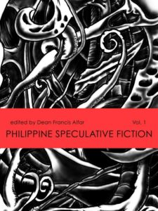 Philippine Speculative Fiction Volume 1 (cover)