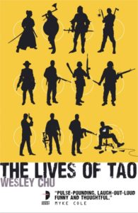 The Lives of Tao (cover)