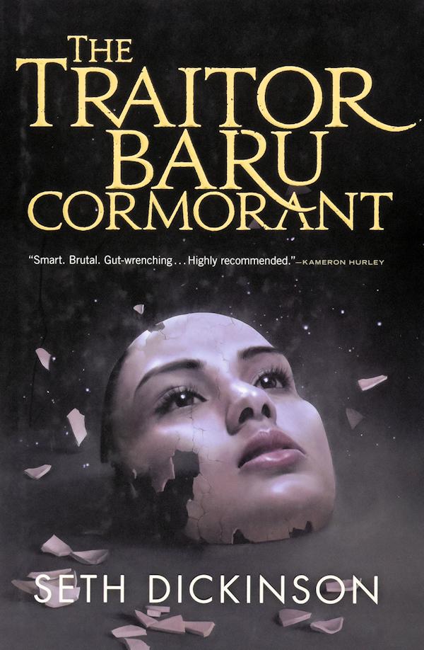 The Traitor Baru Cormorant (cover)