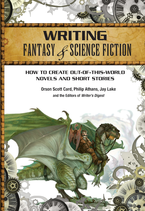 Writing Fantasy & Science Fiction (cover)