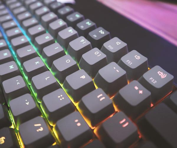 Keyboard by Zaw Min Tin (detail)