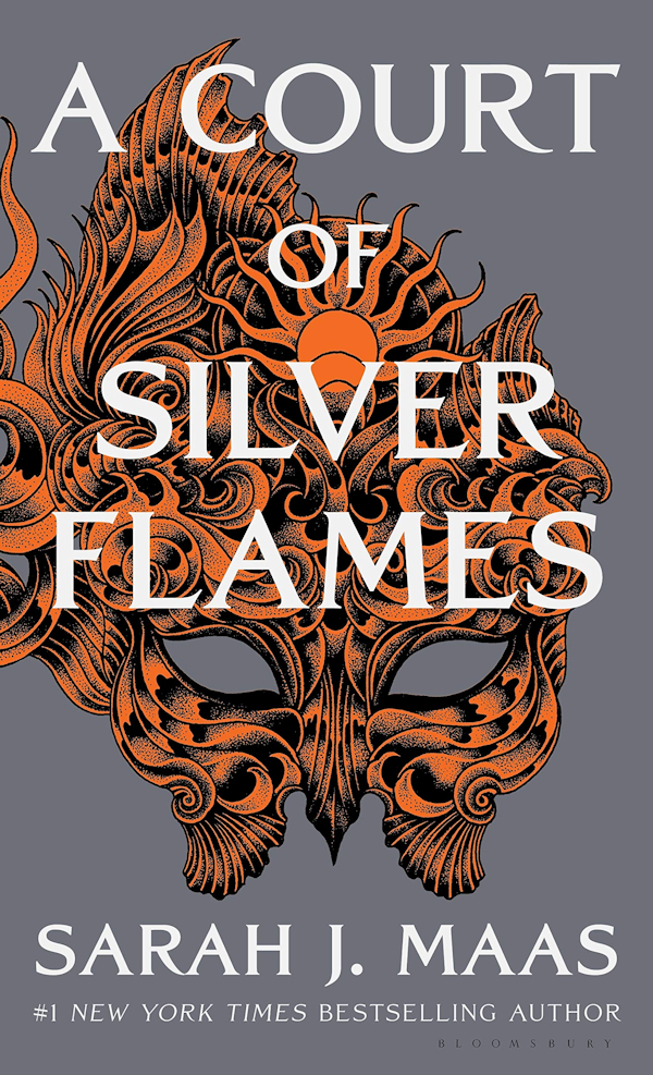 A Court of Silver Flames (cover)