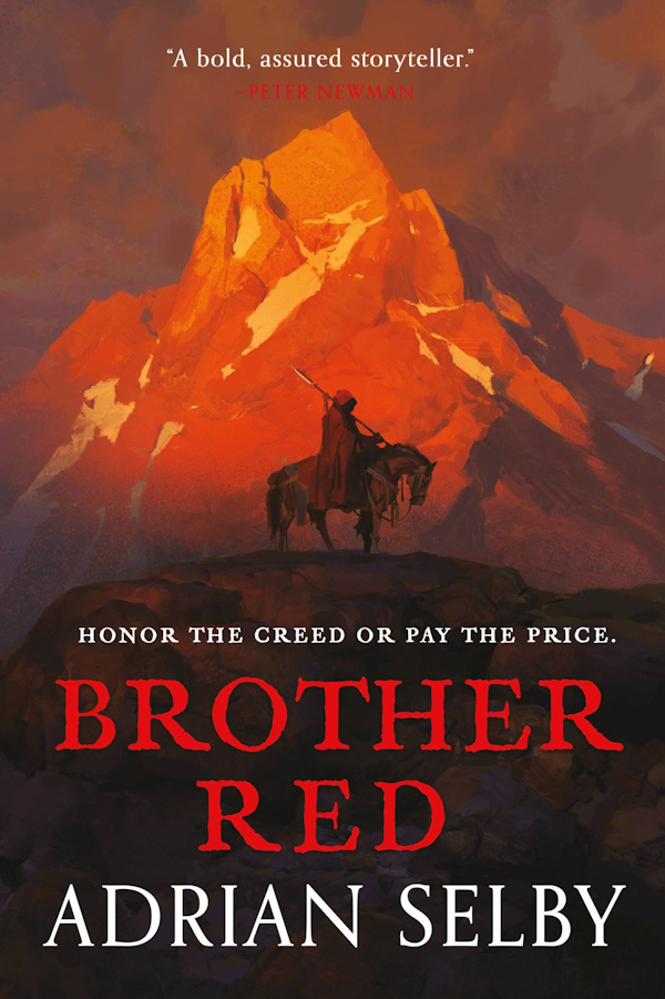 Brother Red (cover)