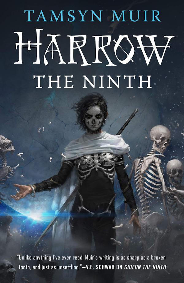 Harrow the Ninth (cover)