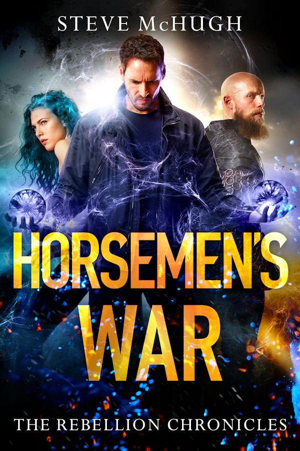 Horsemen's War (cover)