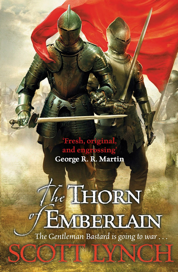 The Thorn of Emberlain (cover)