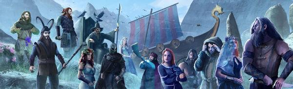 Scion - Hero - Norse Gods